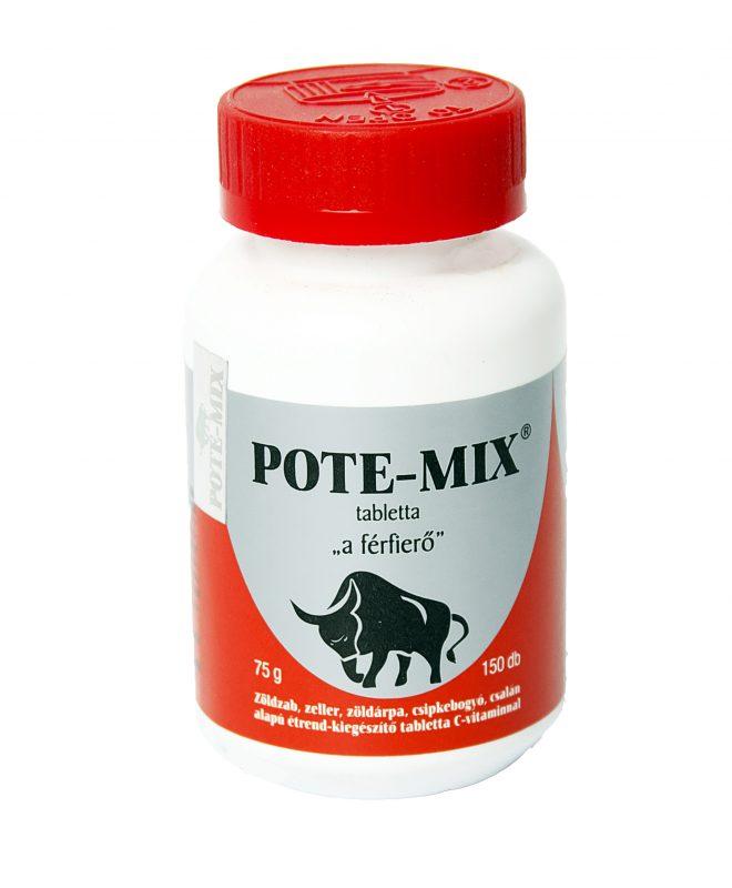 Pote-Mix - A férfierő